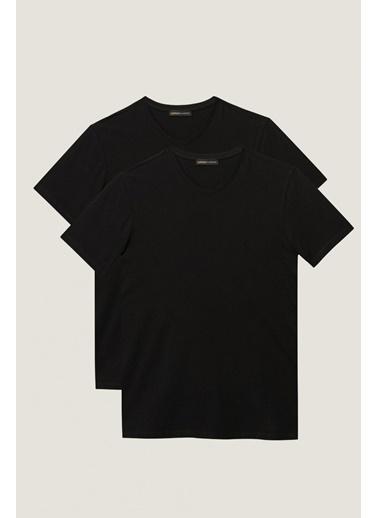 Altınyıldız Classics Tişört Siyah